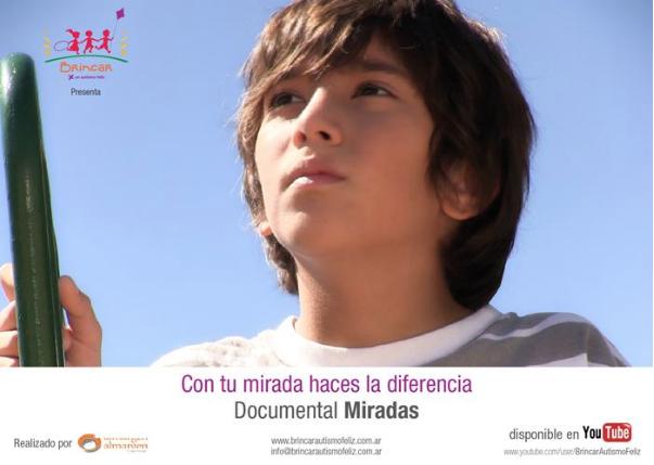 Primer Documental: Con tu mirada podés hacer la diferencia.
