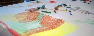 Talleres de artes plásticas para chicos de 6 a 21 años con TEA.