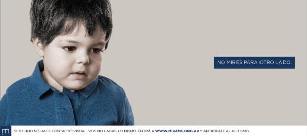 "Campaña de concientización ""Mirame"" junto a RedEA"