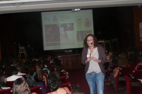 Taller: Anabel Cornago en Argentina