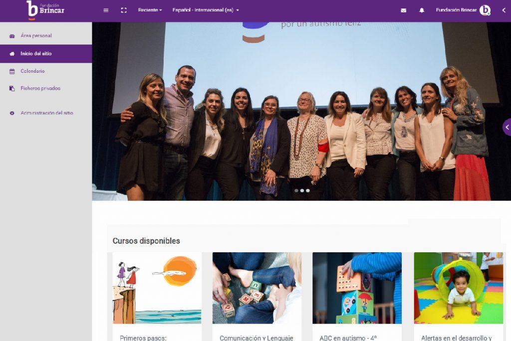 Creación de la Plataforma de Educación Online
